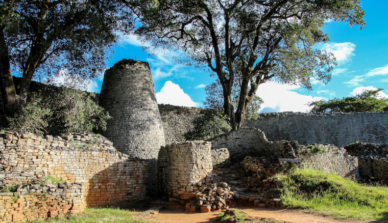 From Victoria Falls to Botswana via the Great Zimbabwe